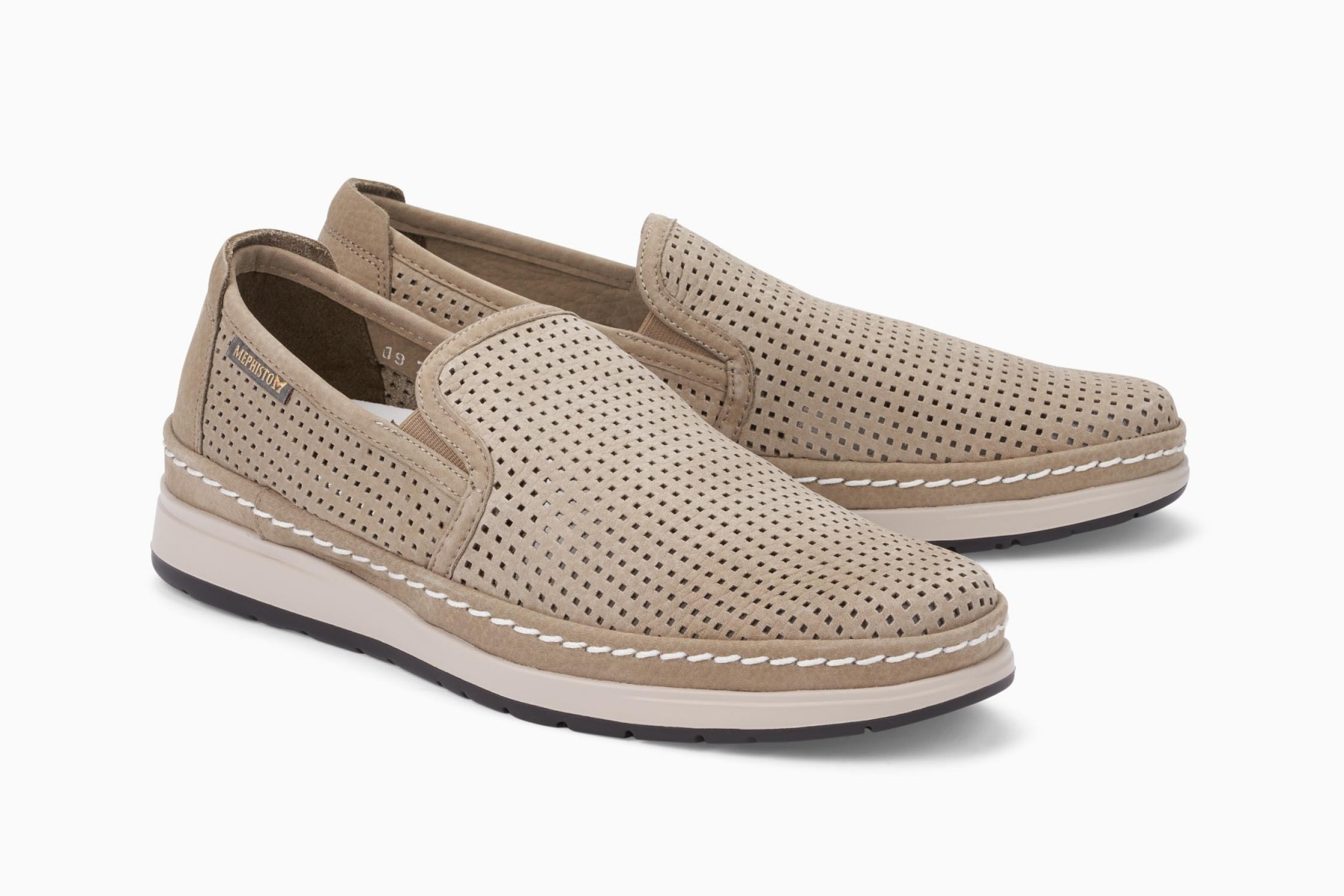 650ded8f7f HADRIAN PERF Slip-on - MEPHISTO Men's Loafers and Slip-ons ...