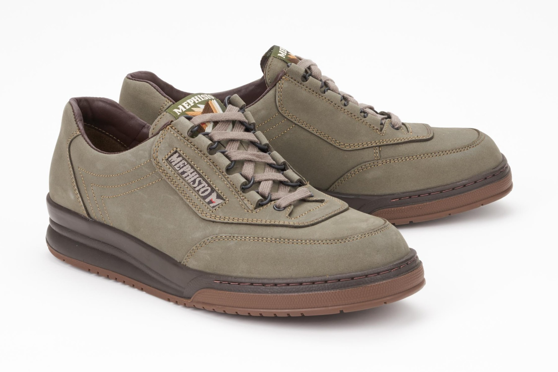 02609fe3c3 MATCH Oxford - MEPHISTO Men's Oxfords | Nubuck, birch