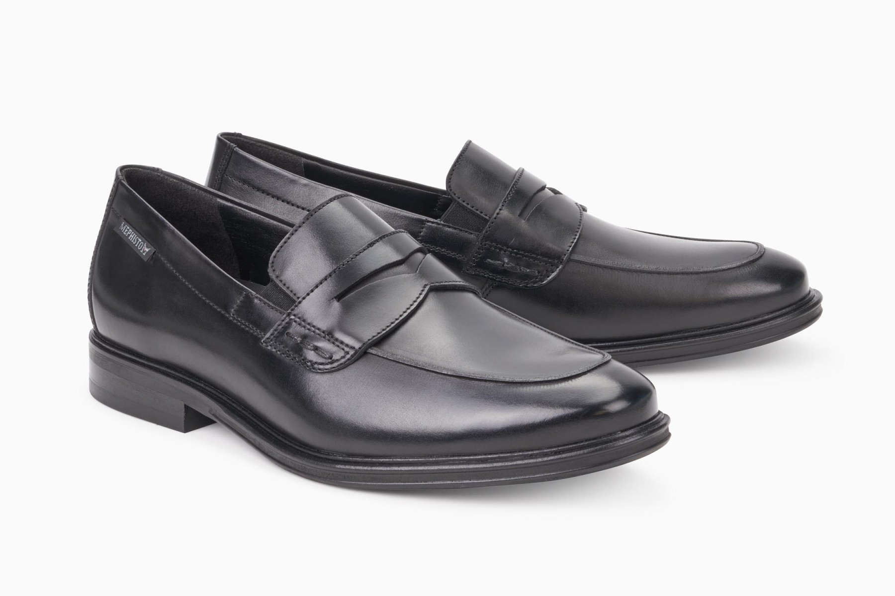 a759e2dc5a NILSON Slip-on - MEPHISTO Men's Loafers and Slip-ons   Smooth ...