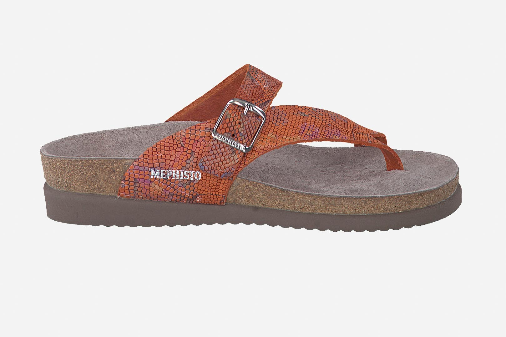 Helen Sun Sandal Mephisto Women S Cork Footbed Sandals