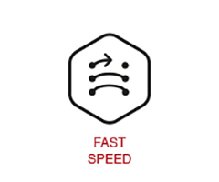 Allrounder Technologie: Fast Speed