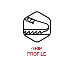 Allrounder Technologie: Grip Profile