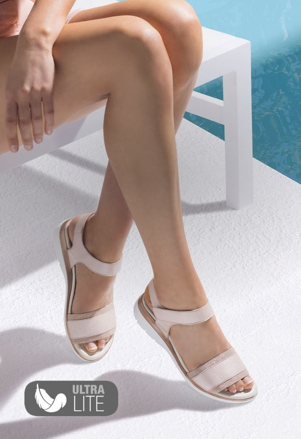 Ultra-light sandals